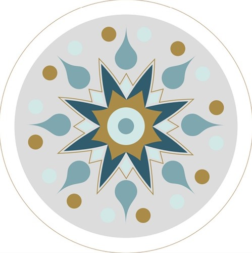 Mandala Punch-Along Kit 2