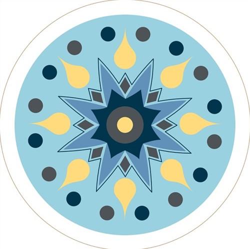 Mandala Punch-Along Kit 4