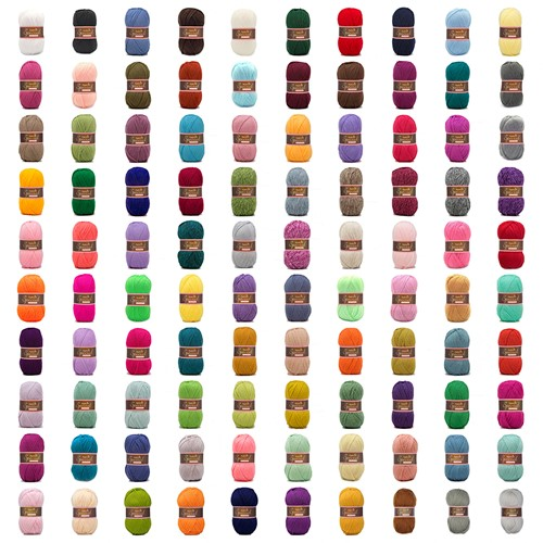 Stylecraft Special DK All Colors Yarn Pack