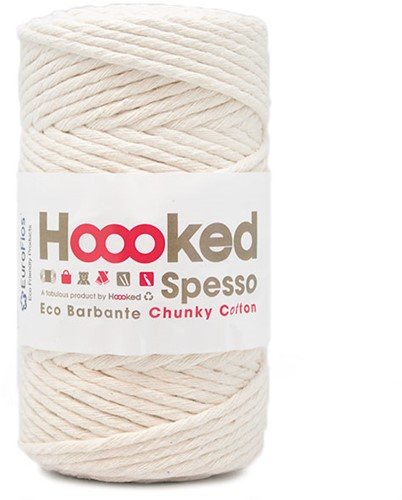Hoooked Spesso Chunky Cotton 100 Almond