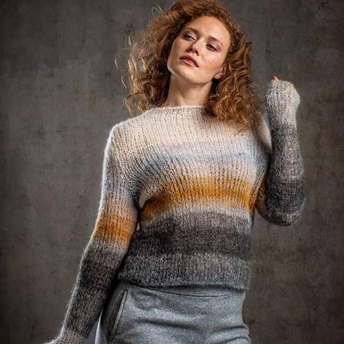 Knitting Pattern Alpaca Cloud Sweater