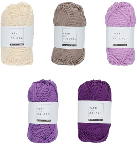 Yarn and Colors Must-have Color Pack 003