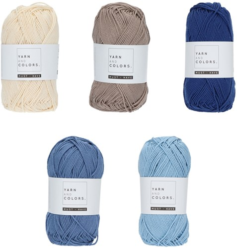 Yarn and Colors Must-have Color Pack 004