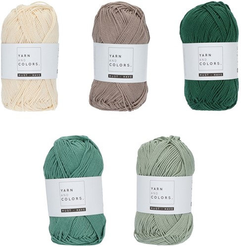 Yarn and Colors Must-have Color Pack 005