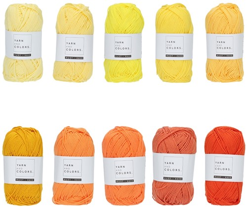 Yarn and Colors Must-have Color Pack 008