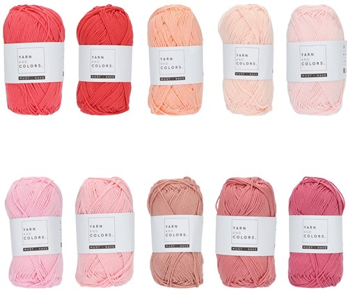 Yarn and Colors Must-have Color Pack 010
