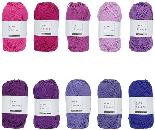 Yarn and Colors Must-have Color Pack 011