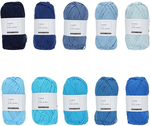 Yarn and Colors Must-have Color Pack 012