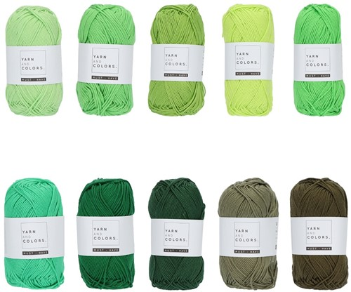 Yarn and Colors Must-have Color Pack 013
