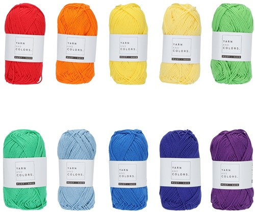 Yarn and Colors Must-have Color Pack 015