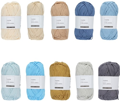 Yarn and Colors Must-have Color Pack 017