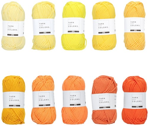 Yarn and Colors Epic Color Pack 008