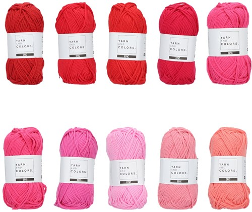 Yarn and Colors Epic Color Pack 009
