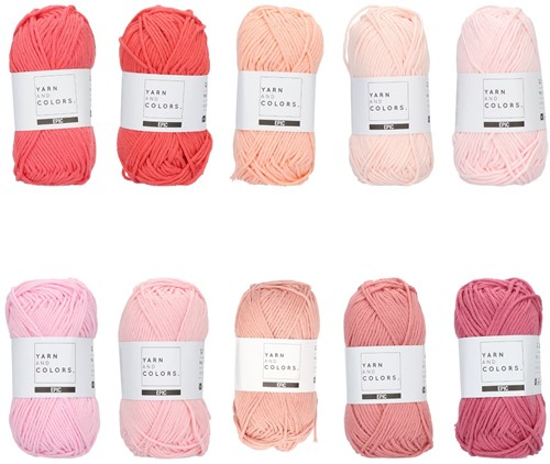 Yarn and Colors Epic Color Pack 010