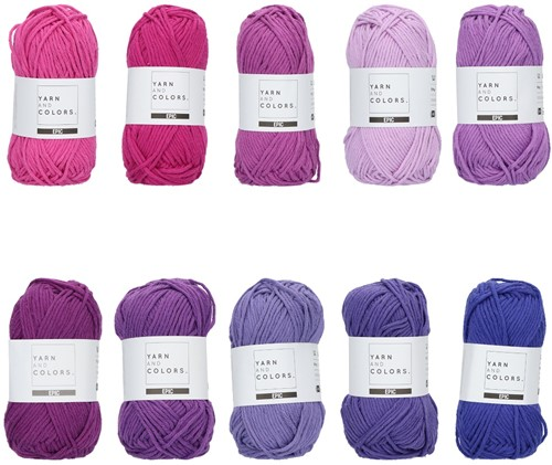 Yarn and Colors Epic Color Pack 011
