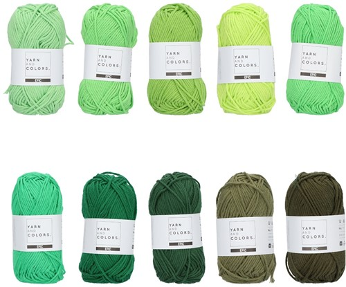 Yarn and Colors Epic Color Pack 013