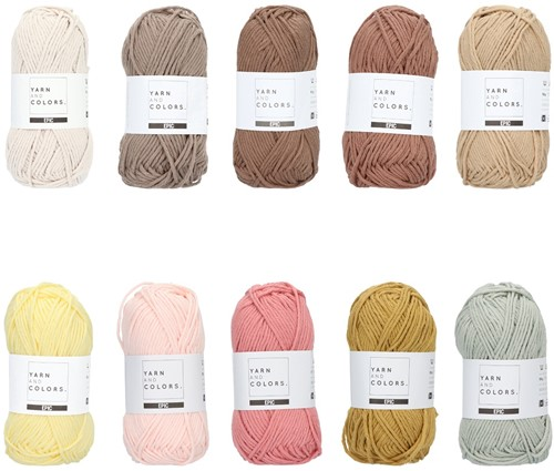 Yarn and Colors Epic Color Pack 016