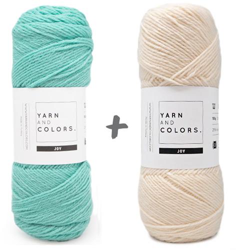 Baby Dream Blanket 3.0 Crochet Kit 10 Glass Cot Blanket