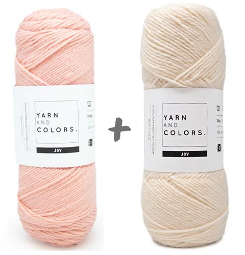 Baby Dream Blanket 3.0 Crochet Kit 11 Rosé Cot Blanket