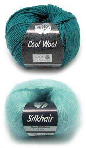 Bernadette Long Cardigan Knit Kit  4