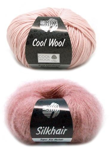 Bernadette Cardigan Crochet Kit 1