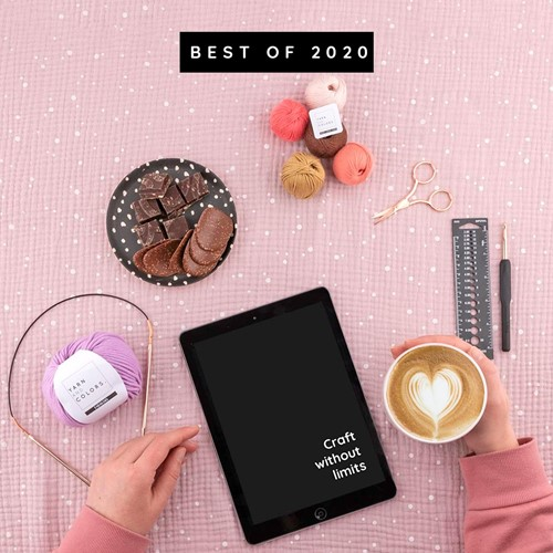 Yarn and Colors Best of 2020 E-book (US)