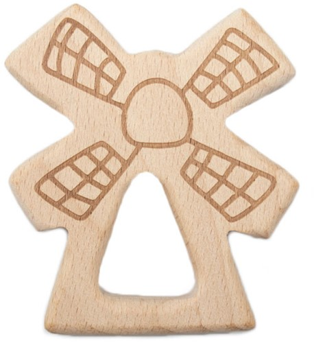 Durable Wooden Teether Mill
