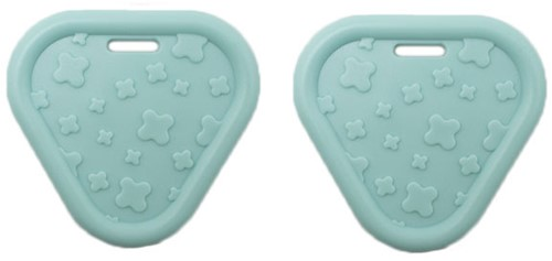 Durable Teether Triangel 287 Mint