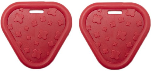 Durable Teether Triangel 722 Red