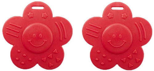 Durable Teether Sun 722 Red