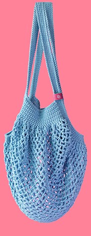 Joly Bag Crochet Kit 4 Larimar