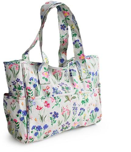 Craft Bag Spring Garden
