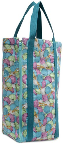 Knitting Bag Reversible Knit N Purl