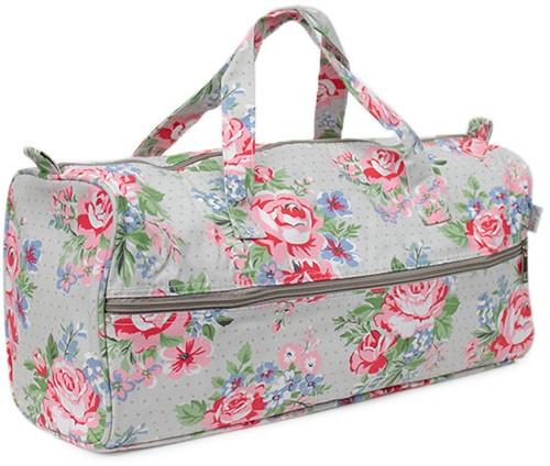 Knitting Bag Rose