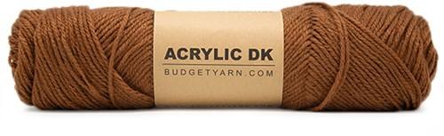 Budgetyarn Acrylic DK 026 Satay