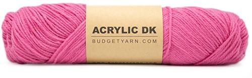 Budgetyarn Acrylic DK 036 Lolly Pop