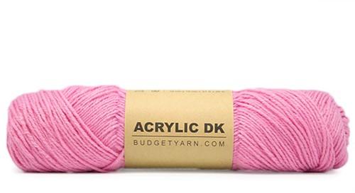 Budgetyarn Acrylic DK 037 Cotton Candy