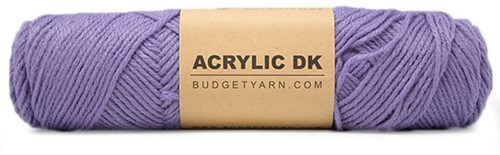Budgetyarn Acrylic DK 057 Clematis