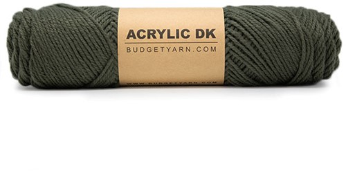 Budgetyarn Acrylic DK 091 Khaki