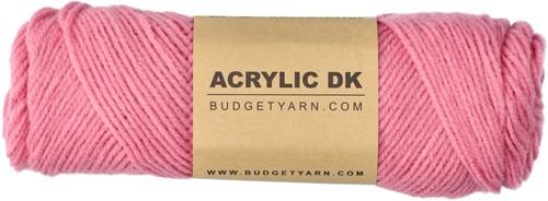 Budgetyarn Acrylic DK 048 Antique Pink
