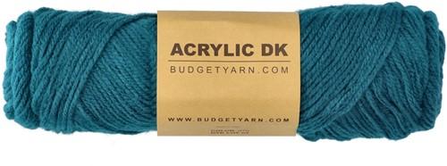 Budgetyarn Acrylic DK 070 Petroleum