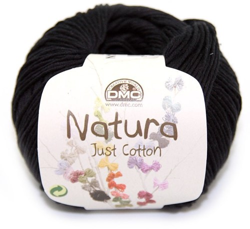 DMC Cotton Natura N11 Black