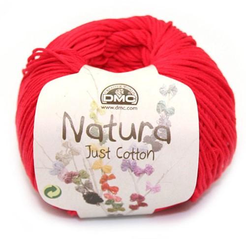 DMC Cotton Natura N23 Red