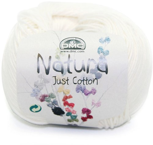 DMC Cotton Natura N02 Ivory