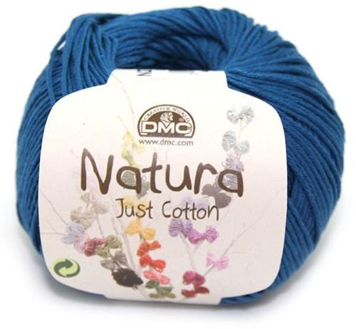 DMC Cotton Natura N53 Blue Night