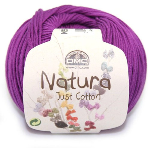 DMC Cotton Natura N59 Plum