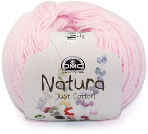 DMC Cotton Natura N06 Rose Layette