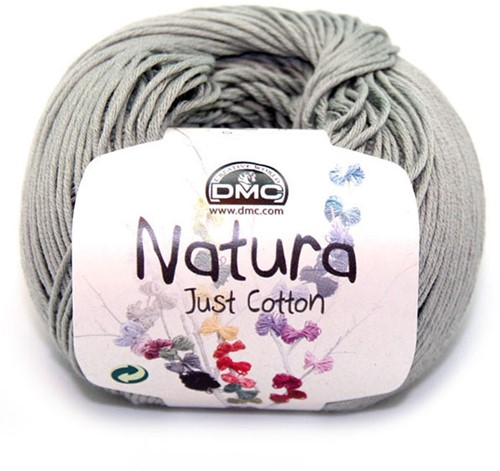 DMC Cotton Natura N09 Silver Grey