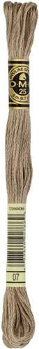 DMC 117MC Mouliné Spécial Embroidery Thread 8m 07