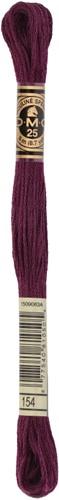 DMC 117MC Mouliné Spécial Embroidery Thread 8m 154